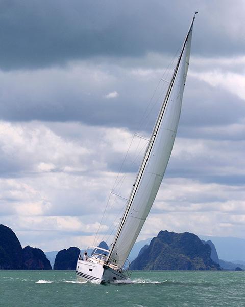Xc35 Cruising